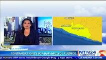 Autoridades mexicanas se contradicen sobre hallazgo de cuerpos en una fosa clandestina en Guerrero