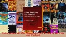 Download  Keine Angst vor der Akquise Mehr Erfolg in Vertrieb und Verkauf PDF Online