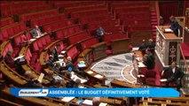 Loi de finances rectificative et budget 2016 définitivement adoptés par l'Assemblée nationale