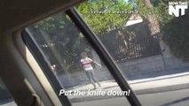 Cop Shoots And Kills Man Wielding A Knife In Ventura, California