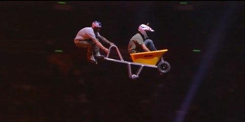 Nitro Circus - EUROPE 2016 TOUR TEASER - 13 HUGE SHOWS