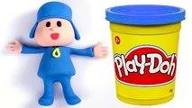 Play doh Pocoyo Stop motion animation Stop motion plastilina Pocoyo