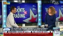 Les Talents du Trading, saison 4: J-1 avant la finale de la compétition - 17/12