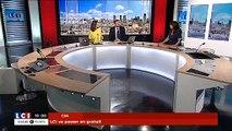 Les journalistes de LCI apprennent en direct que leur chaîne va passer en gratuit