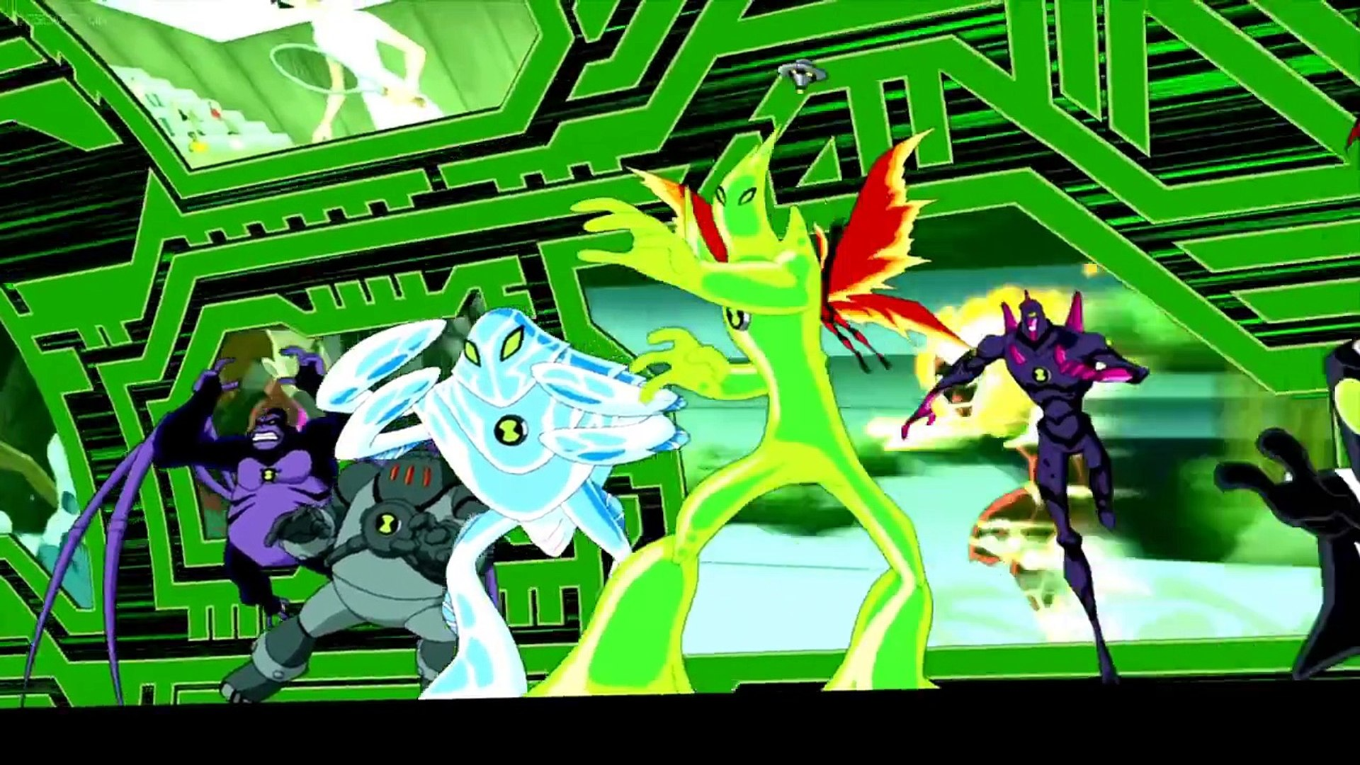 Ben 10 Ultimate Alien Season 2 Episode 19 In Hindi