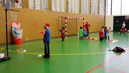 Visite du pére noel 12/12/2015
