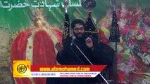 Majlis 27 Safar 1437 Moulana Raza Haider Rizvi Reciting Majlis Shahdat Imam Hasan Imam Bargah AleyMohammed