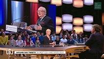Jean-Marie le Pen, provoque l'angoisse de Gilbert Collard