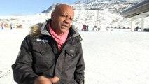 Dans les Alpes, la neige artificielle sauve les vacances de Noël