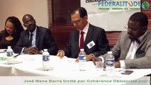 La démocratie possible en Afrique selon la Fédéralitude (cas du Gabon)