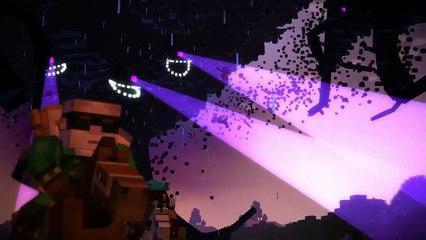 Trailer Episode 4 de Minecraft : Story Mode