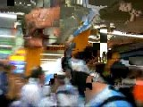 OM - Sochaux : Aux Armes dans le métro