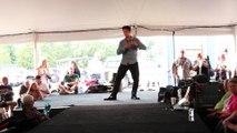 Joseph Hall sings 'Polk Salad Annie' Elvis Week 2015