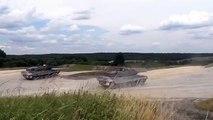 SUPER DEADLY Danish Royal Army Leopard 2 Main Battle Tank