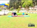 برنامج الجسم السليم الحلقة 57 تكوين عضلات الجسم نور الشام taekwondo