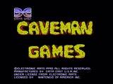 Caveman Games - NES
