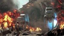 Star Wars Battlefront- Battle of Jakku