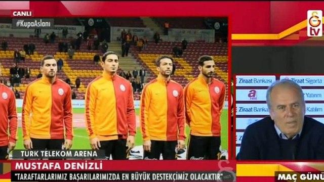 Galatasaray-Akhisar Belediye 2-1 | Maç sonu Mustafa Denizlinin basın toplantısı (17 Aralık 2015)
