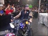 Brock Lesnar, Kurt Angle, Undertaker, Big Show and Stephanie McMahon segment (SmackDown 28.8.2003)