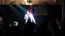 Michael Cullipher sings 'A Little Less Conversation' Elvis Week 2015