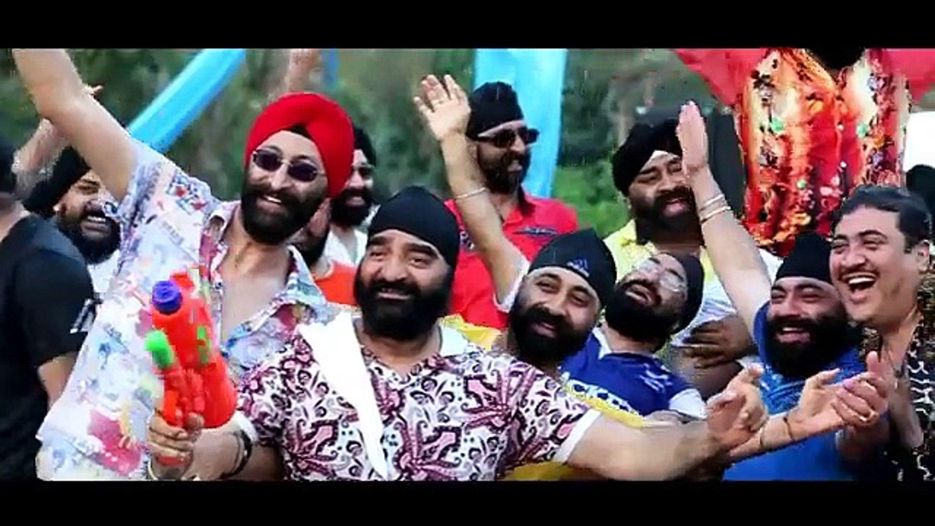 Big Fat Sikh Wedding # Sumeet & Mandeep # 2014 # Dubai U.A.E