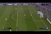 PS4 FIFA 15 - Getafe vs Barcelona - GamePlay (22)