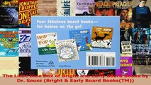 The Little Blue Box of Bright and Early Board Books by Dr Seuss Bright  Early Board Read Online