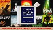 Read  Economics and World History Myths and Paradoxes PDF Free