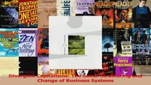 PDF Download  Divergent Capitalisms The Social Structuring and Change of Business Systems PDF Full Ebook
