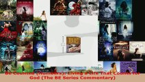 Read  Be Counted Numbers Living a Life That Counts for God The BE Series Commentary Ebook Free