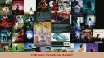 Read  Citroen Traction Avant PDF Online