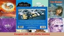 Download  Peugeot 205 T16 Rally Giants EBooks Online