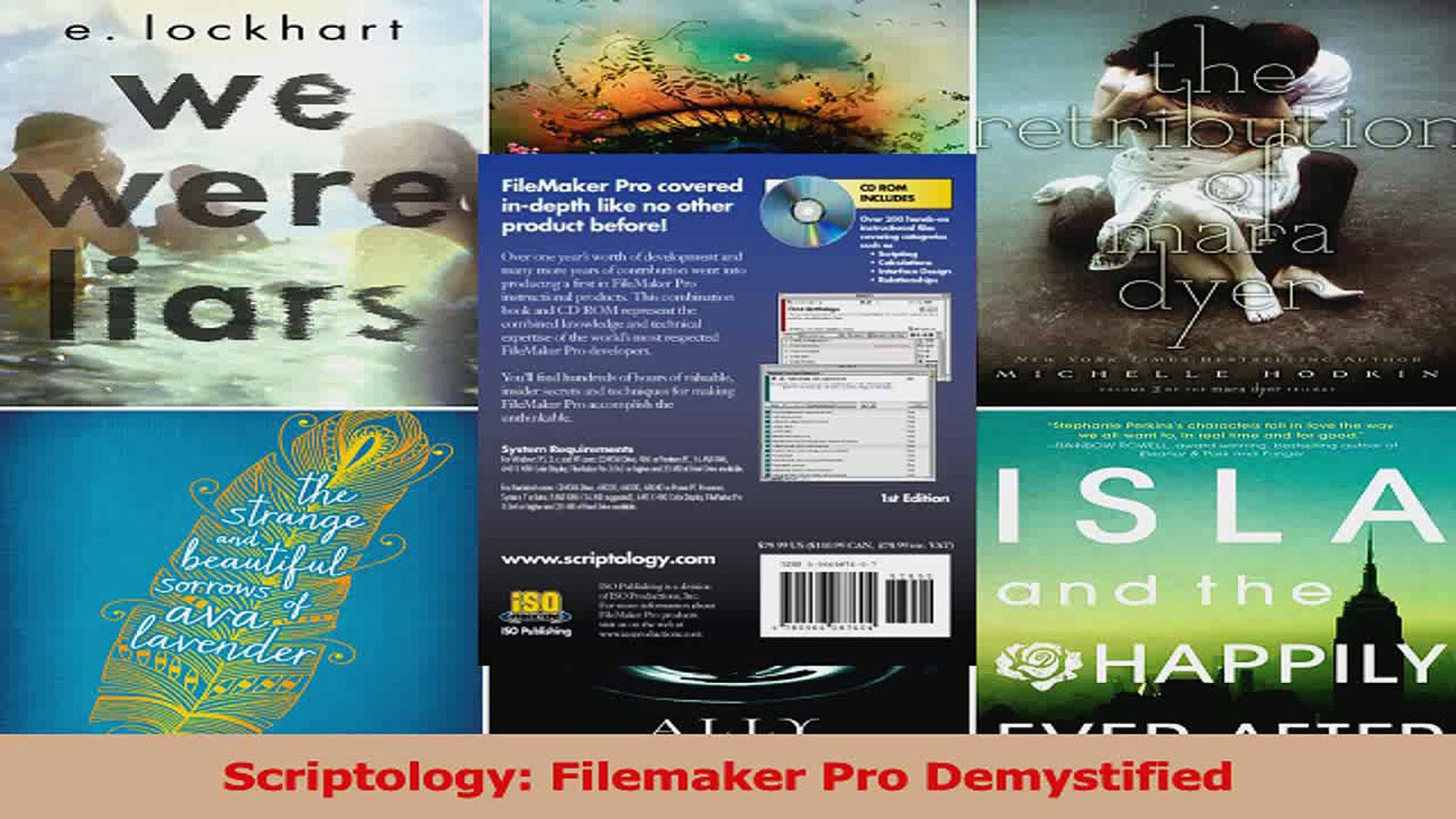 Scriptology Filemaker Pro Demystified Download