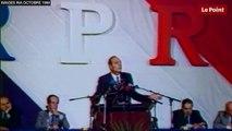 Les inoubliables de Jacques Chirac