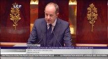 Travaux de l'Assemblée : Proposition de loi sur la modernisation des règles pour l'élection présidentielle