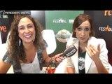 Entrevista a Ana Morgade que presenta 'Olmos y Robles' de TVE. (11-9-2015)