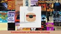 PDF Download  Fundamentals of Molecular Virology Read Full Ebook