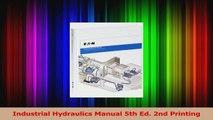 Download INDUSTRIAL HYDRAULICS MANUAL 935100-A PDF Free