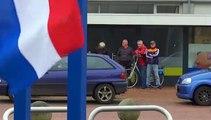 Rustig verlopen demonstratie tegen asielbeleid in Oude Pekela - RTV Noord