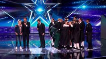Watch the nail biting result of the first semi final | Semi Final 1 | Britains Got Talent