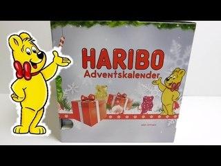 HARIBO XXL Christmas Calendar 2015 - 2,4 kg German CANDY