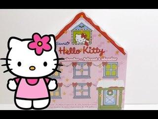 Hello Kitty Advent Calendar Christmas