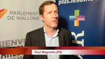ITW Paul Magnette (PS)