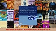 Lesen  Neoliberalismus Analysen und Alternativen PDF Online