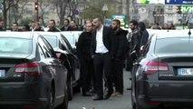 Paris : opération escargot de chauffeurs VTC