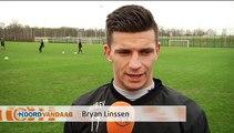 Linssen: Heracles laat goed voetbal zien - RTV Noord