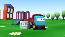 Meraklı kamyon Leo ve ekskavatör - çizgi film türkçe izle