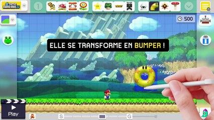 Nouvelles fonctionnalités (MAJ Déc 2015) de Super Mario Maker