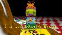 Let's play Les Razmoket - La chasse aux trésors avec M&O - 03 L'île aux délices de Reptar