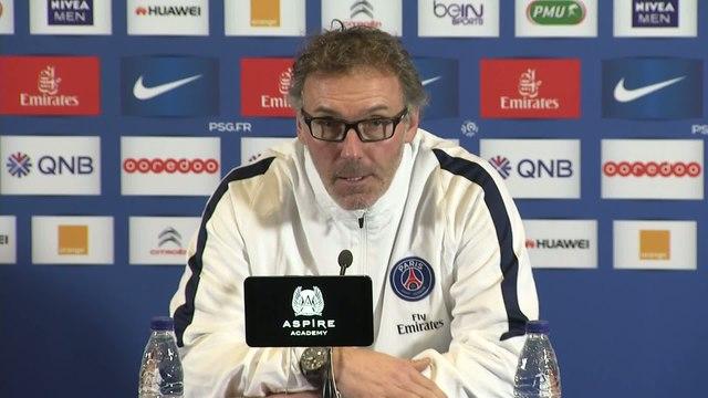 Foot - L1 - PSG : Laurent Blanc « (Sur Mourinho) Le football est impitoyable»
